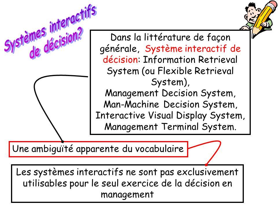 Management Decision System,