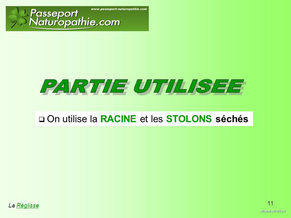 Michel MORON PARTIE UTILISEE