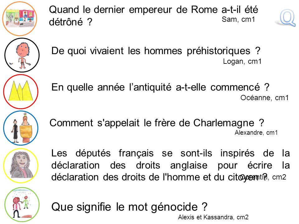 Q Que signifie le mot génocide