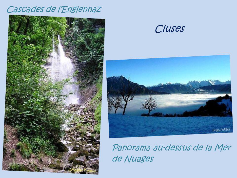 Cascades de l'Englennaz