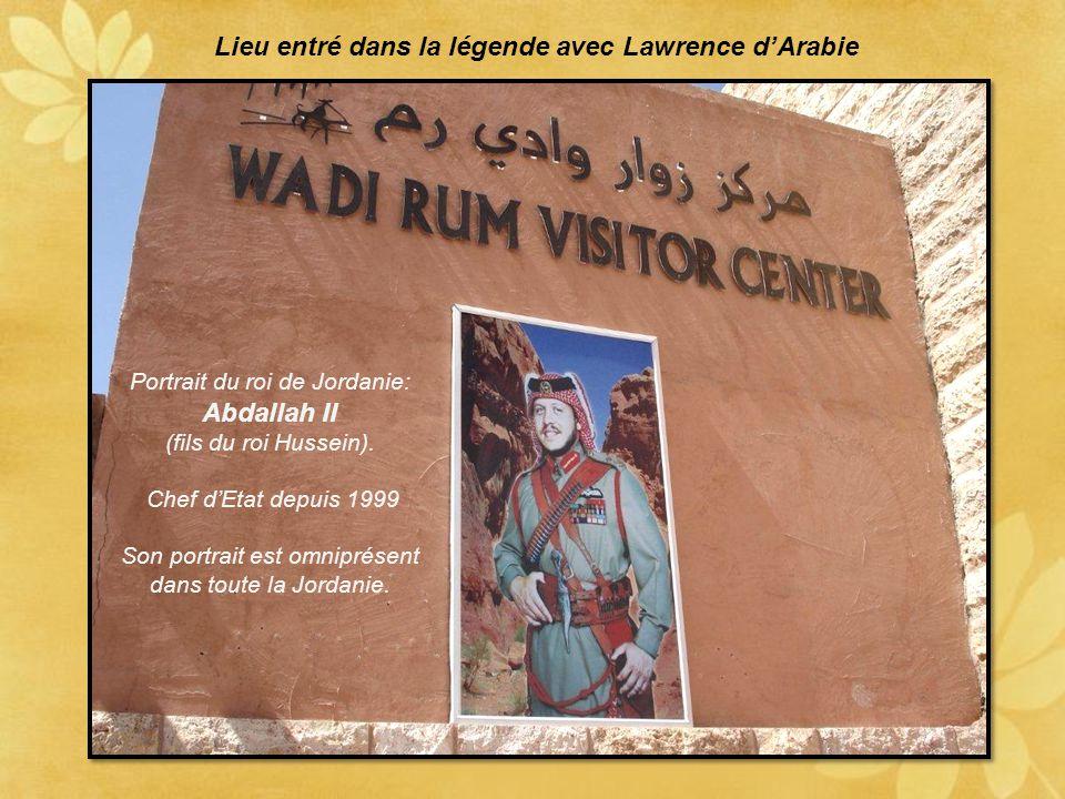 Lieu entré dans la légende avec Lawrence d'Arabie