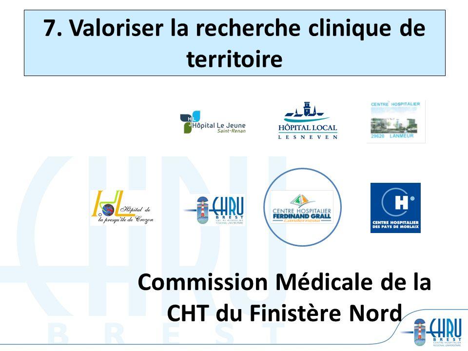 Commission Médicale de la CHT du Finistère Nord