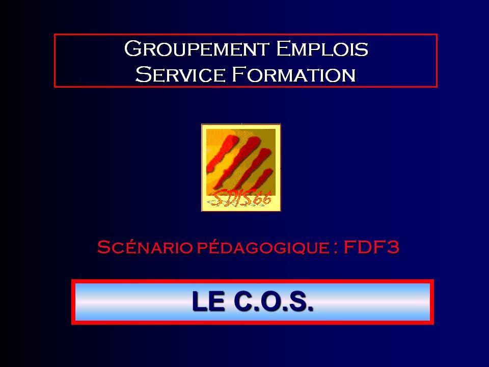 Scénario pédagogique : FDF3