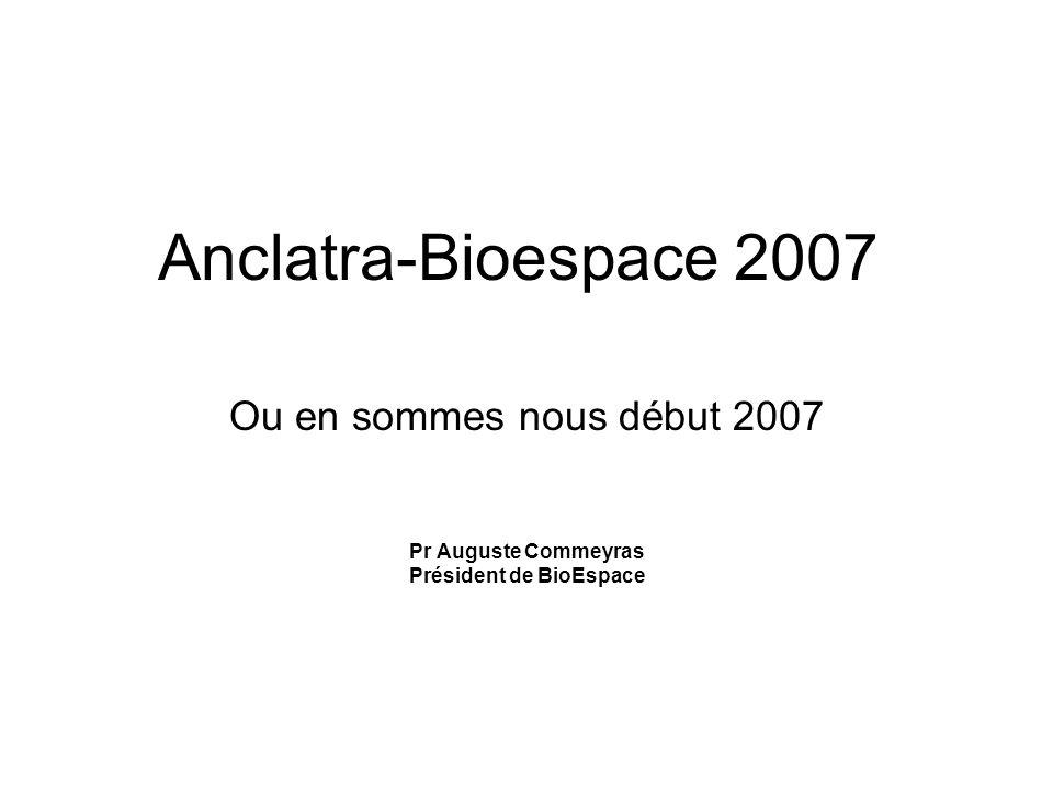 Président de BioEspace