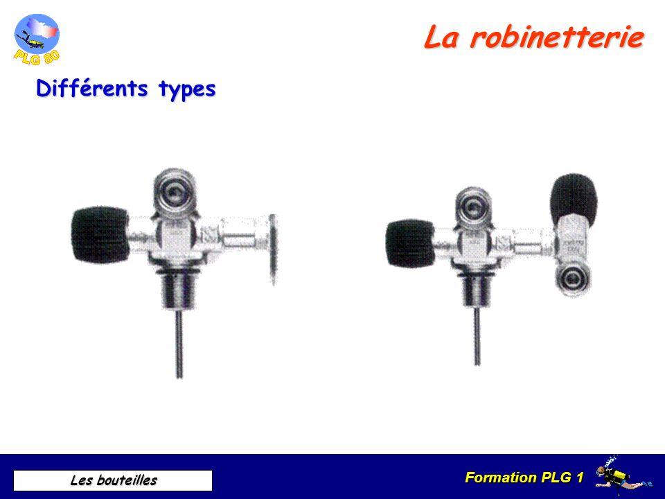 La robinetterie Différents types LA ROBINETTERIE