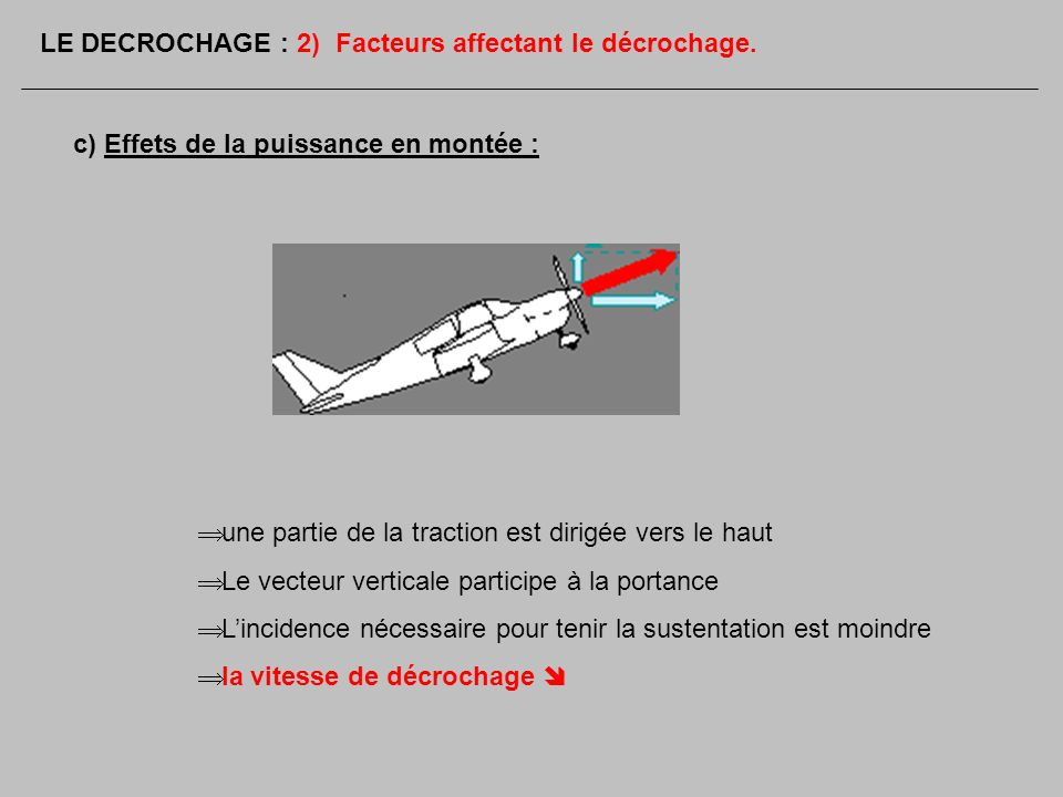 LE DECROCHAGE : 2) Facteurs affectant le décrochage.