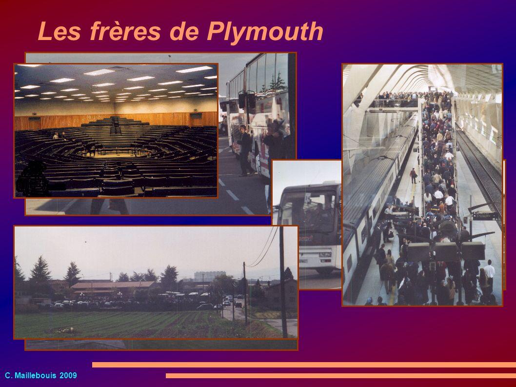 Les frères de Plymouth