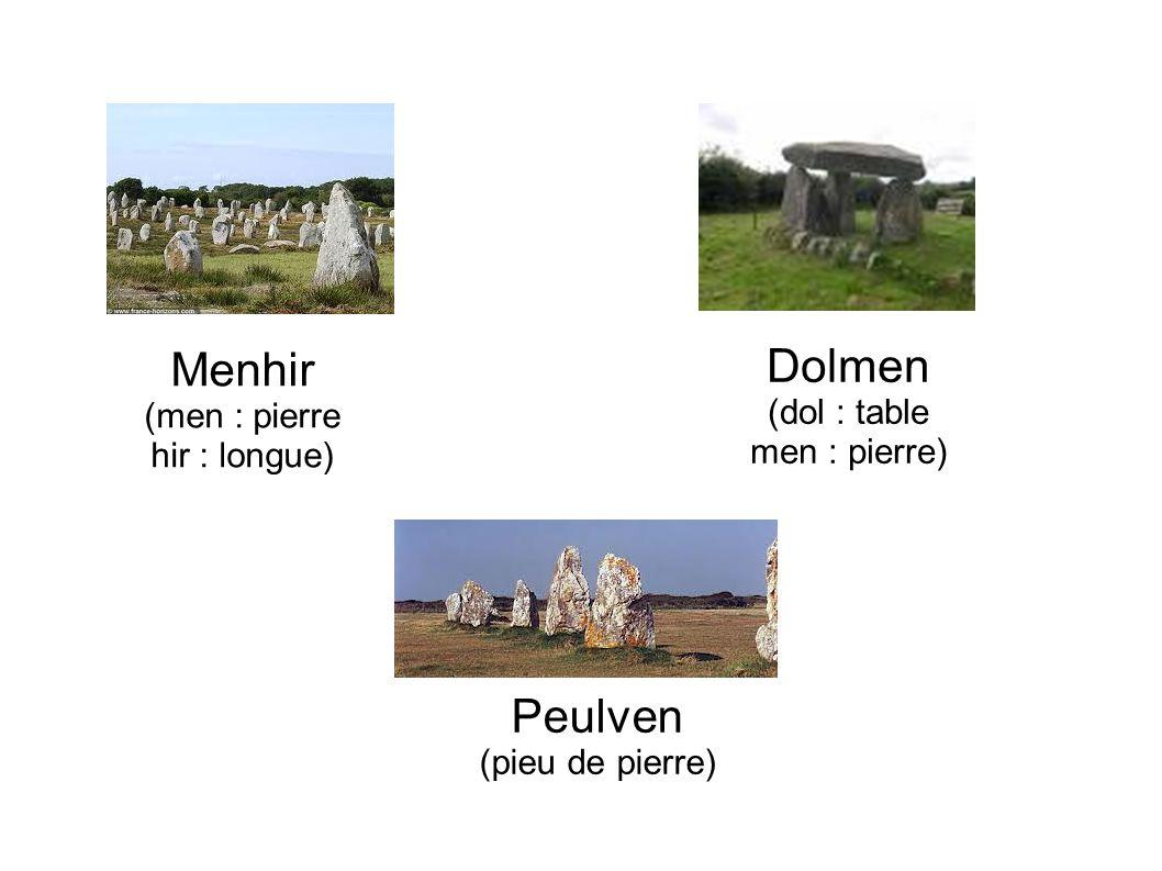 Peulven (pieu de pierre)
