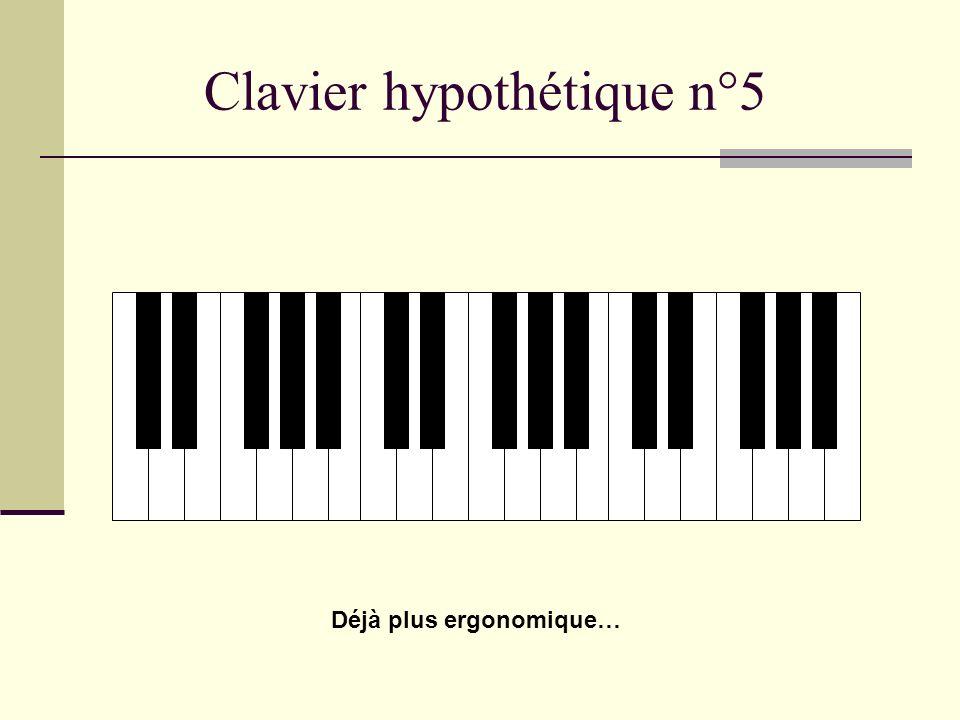 Clavier hypothétique n°5