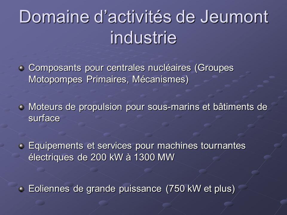 Domaine d'activités de Jeumont industrie