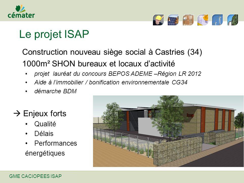 Construction nouveau siège social à Castries (34)