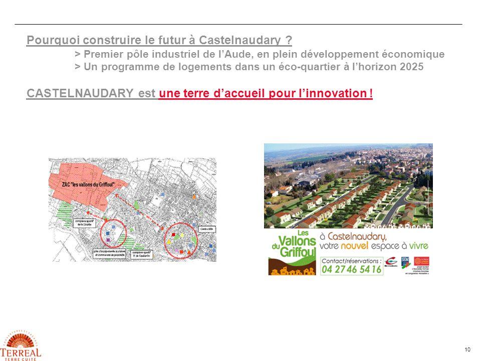 Pourquoi construire le futur à Castelnaudary