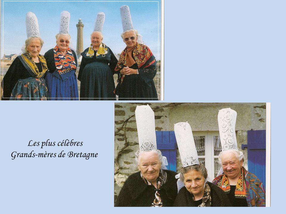 Grands-mères de Bretagne