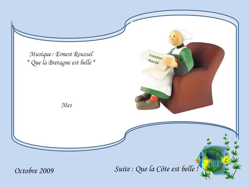 Suite : Que la Côte est belle ! Octobre 2009