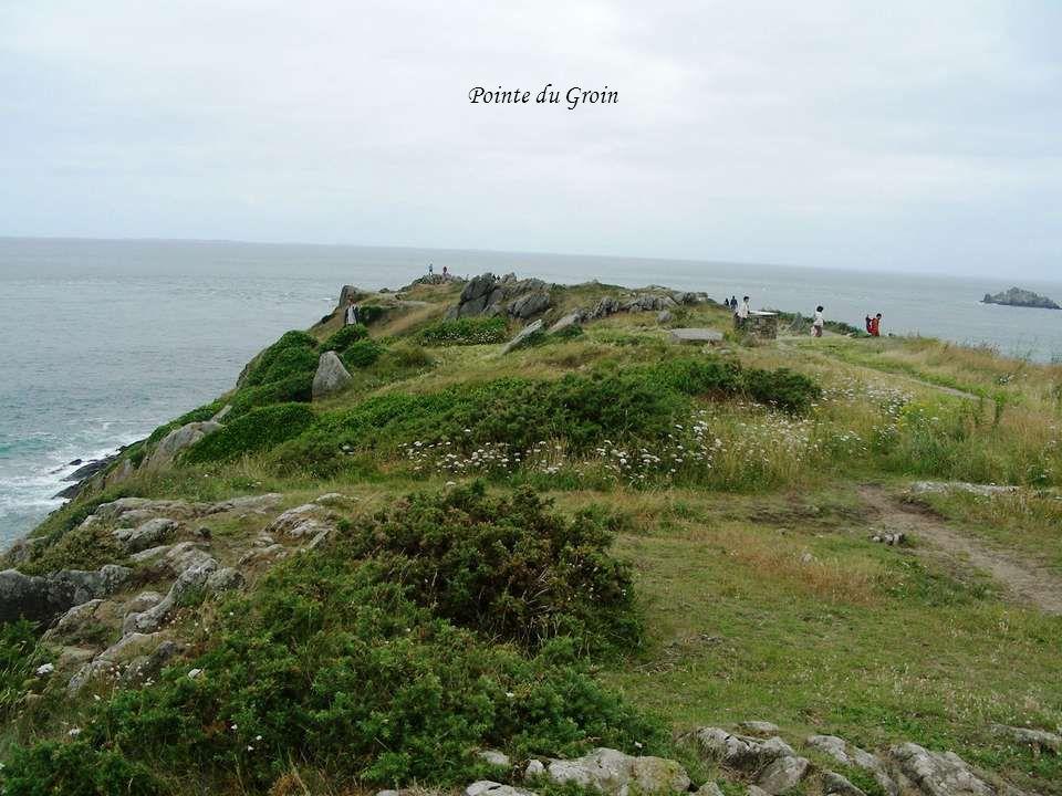 Pointe du Groin