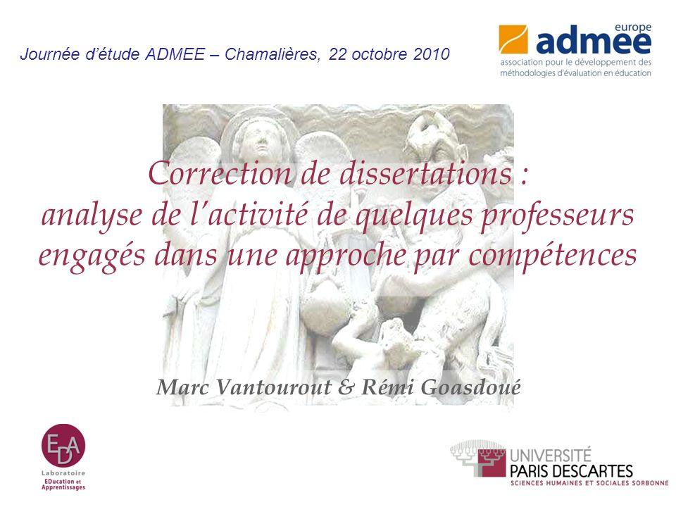 Marc Vantourout & Rémi Goasdoué
