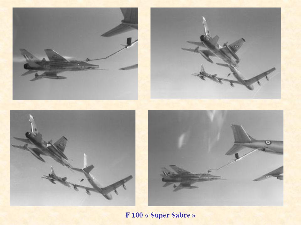 F 100 « Super Sabre »