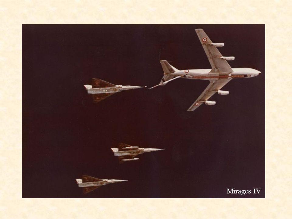 C135 FR Mirages IV