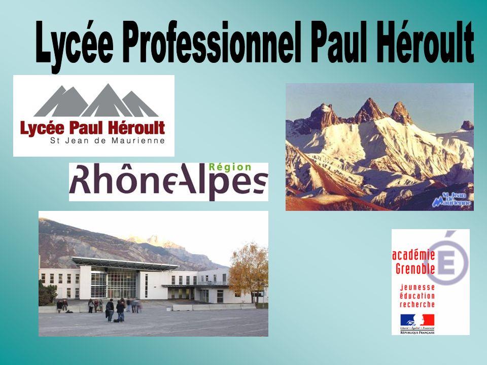 Lycée Professionnel Paul Héroult