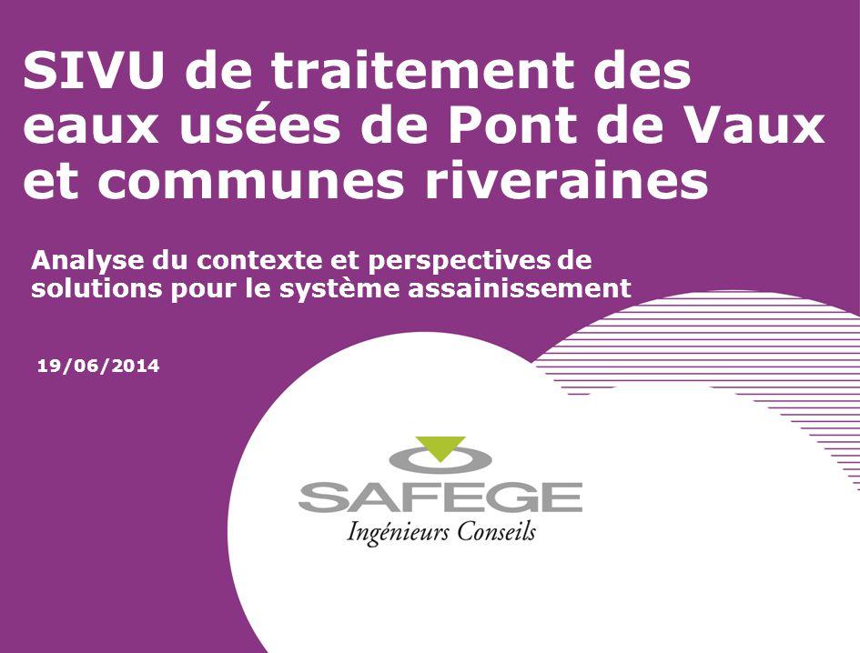 SIVU de traitement des eaux usées de Pont de Vaux et communes riveraines