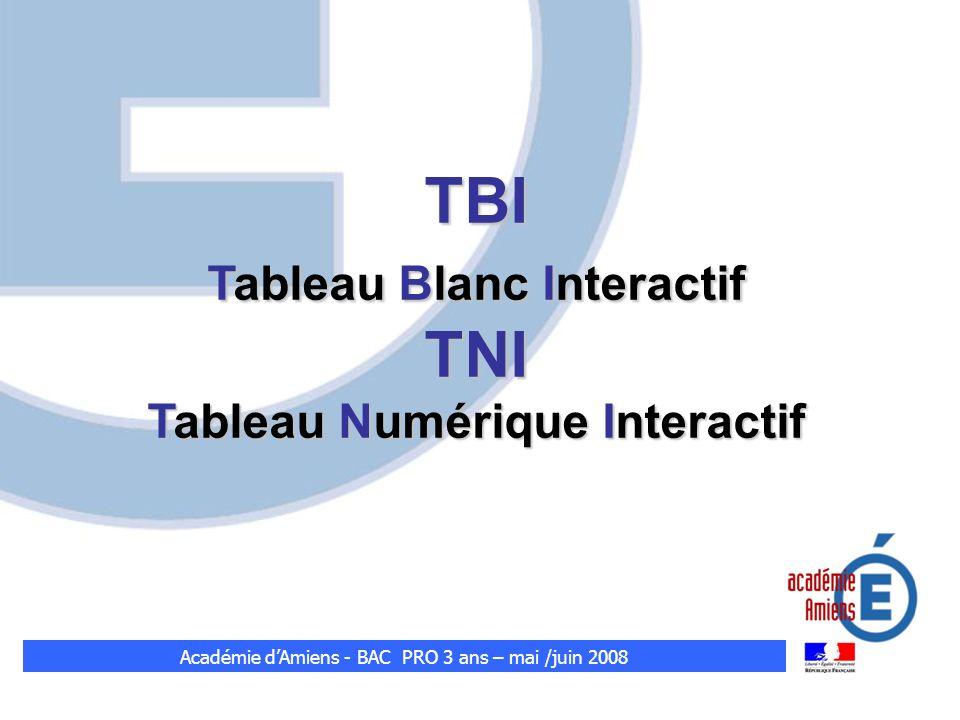 Tableau Blanc Interactif Tableau Numérique Interactif