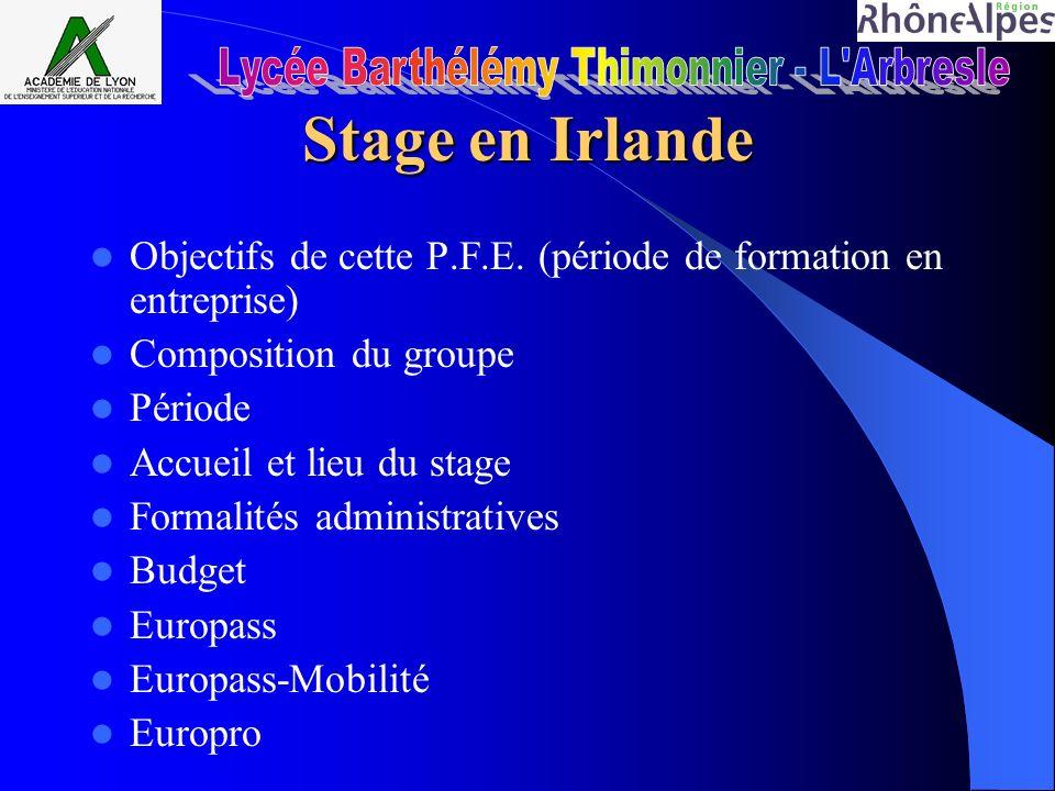Lycée Barthélémy Thimonnier - L Arbresle