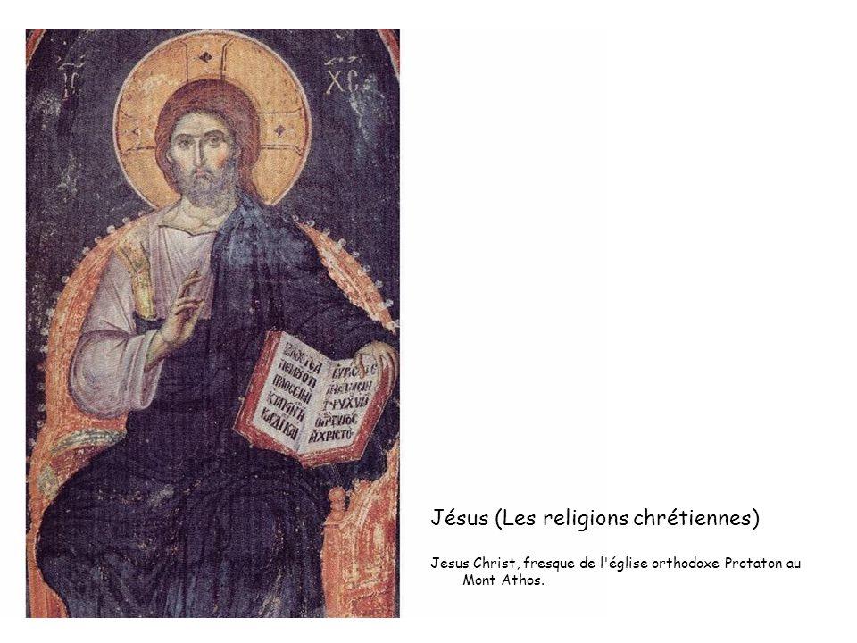 Jésus (Les religions chrétiennes)