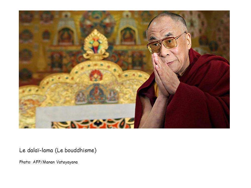 Le dalaï-lama (Le bouddhisme)