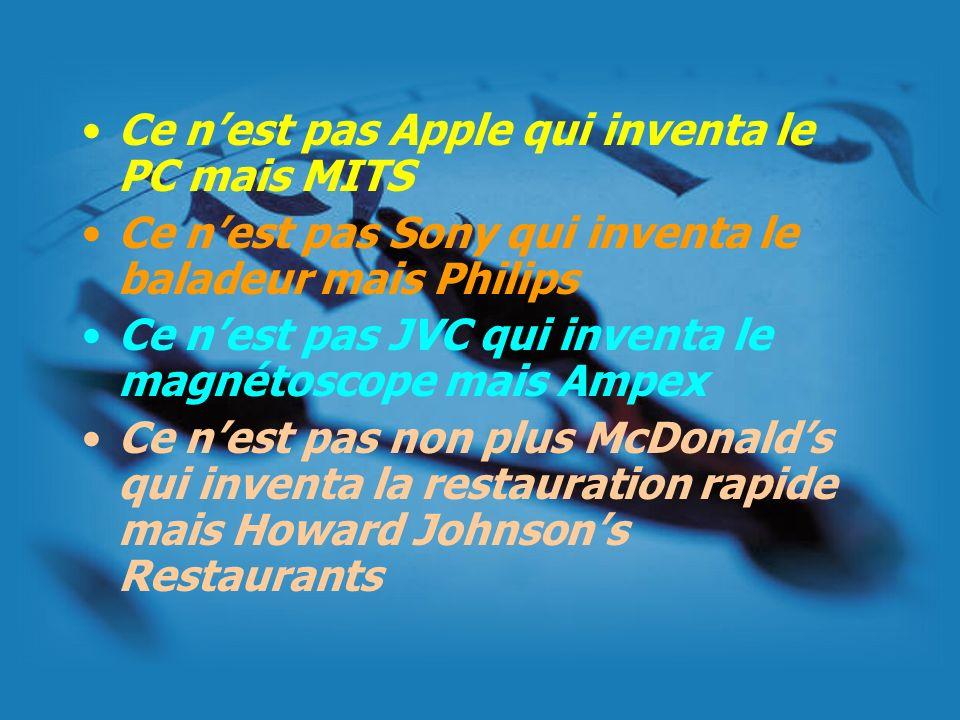 Ce n'est pas Apple qui inventa le PC mais MITS