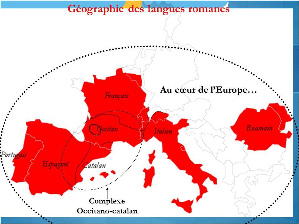 Géographie des langues romanes