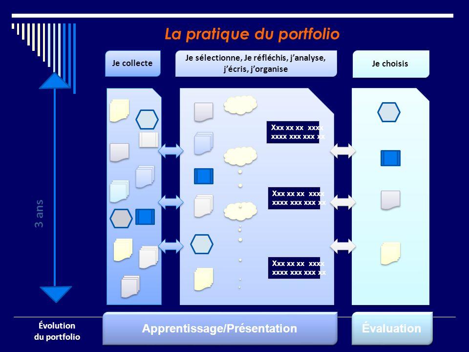 La pratique du portfolio