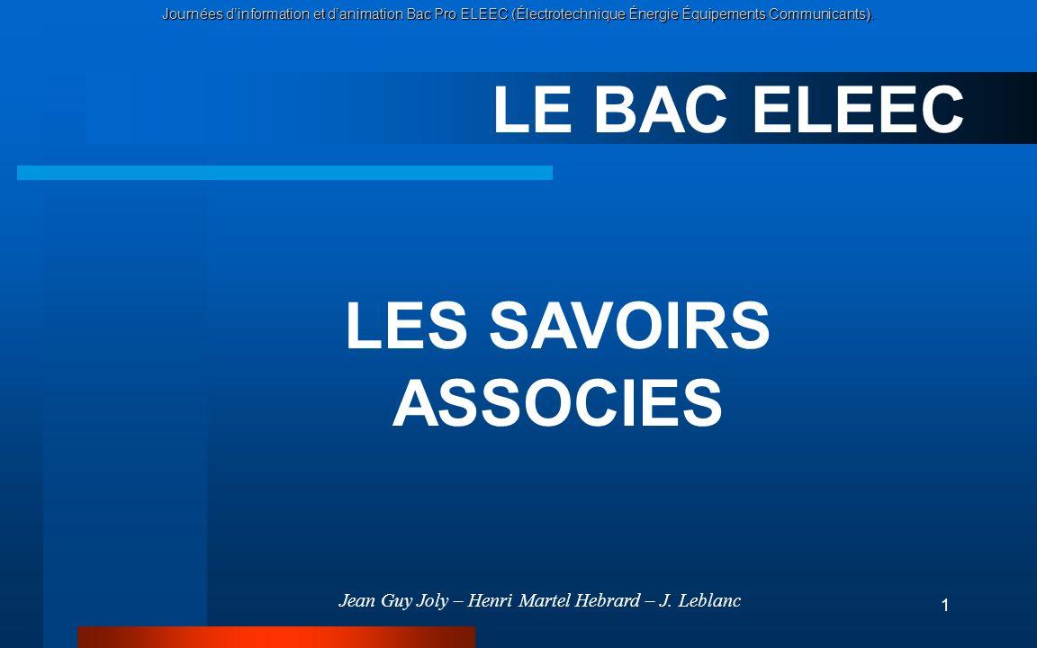 Jean Guy Joly – Henri Martel Hebrard – J. Leblanc
