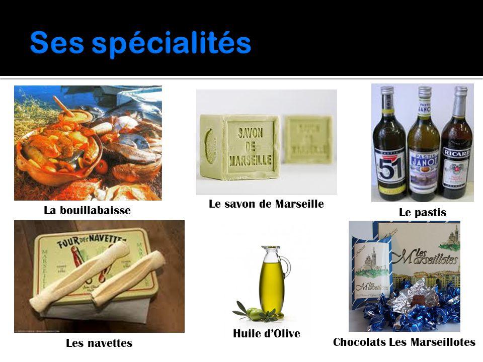 Chocolats Les Marseillotes