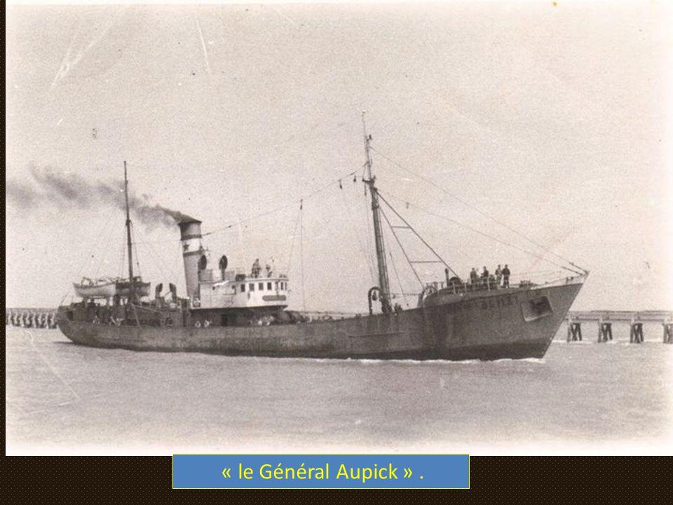 « le Général Aupick » .