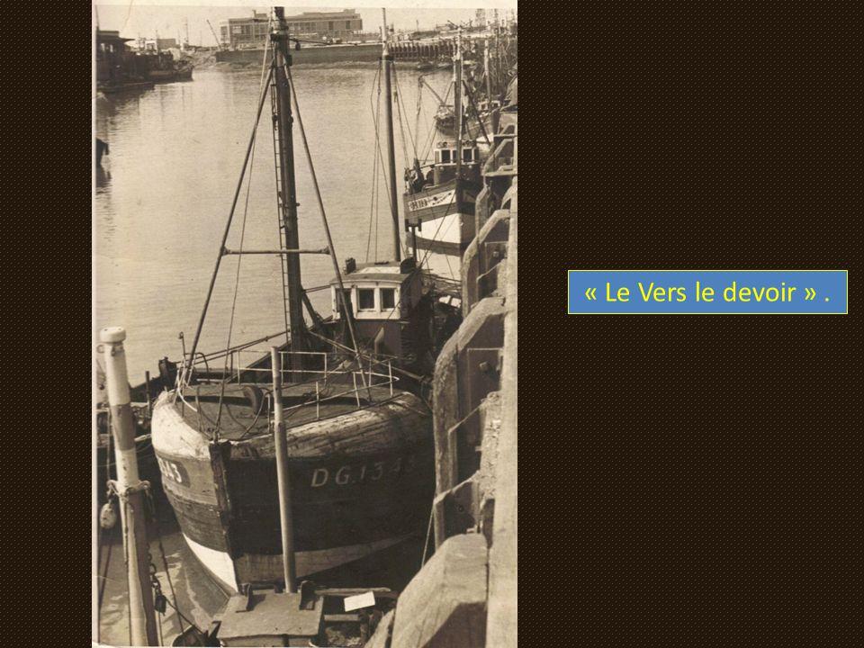 « Le Vers le devoir » .