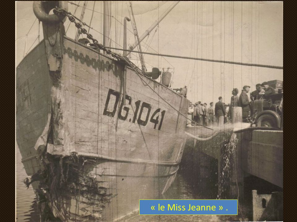 « le Miss Jeanne » .