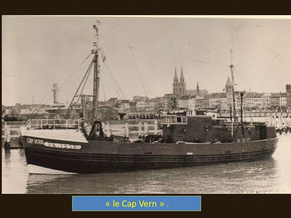« le Cap Vern » .