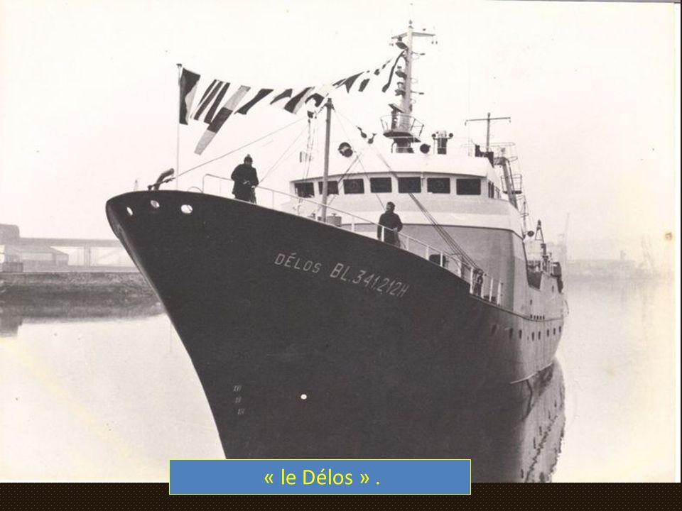 « le Délos » .