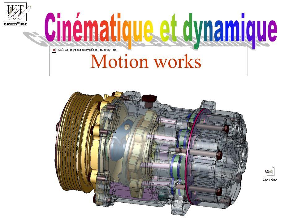 Cinématique et dynamique
