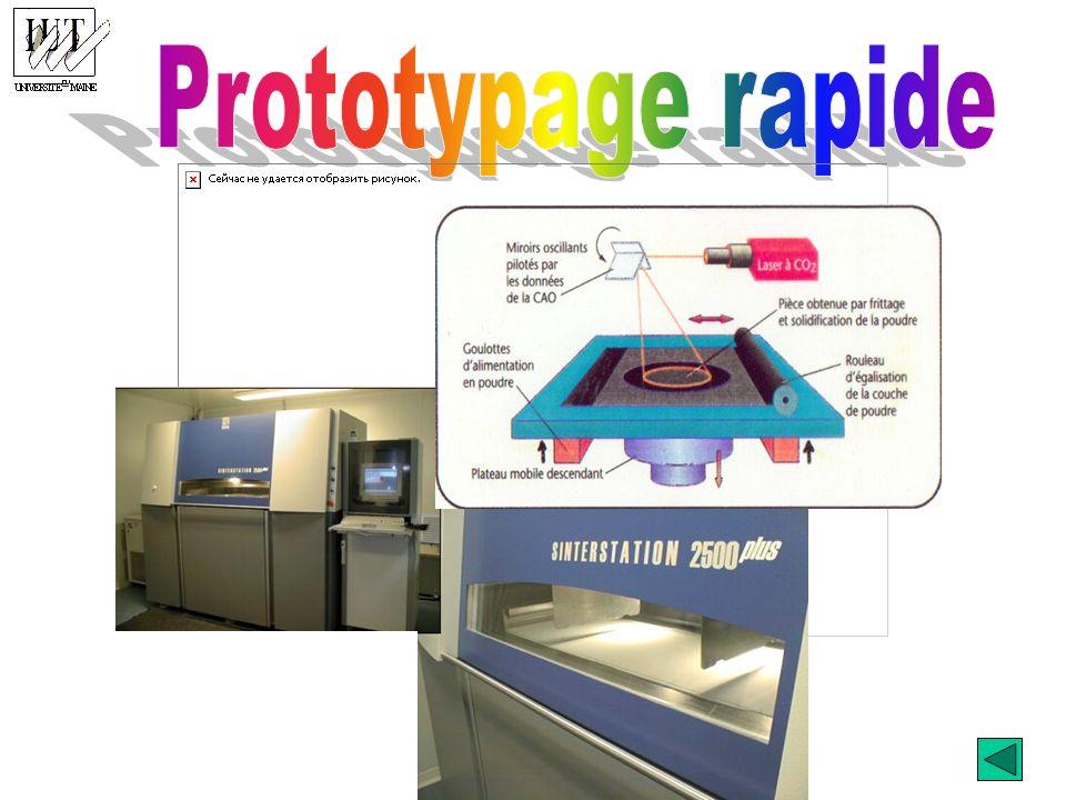 Prototypage rapide