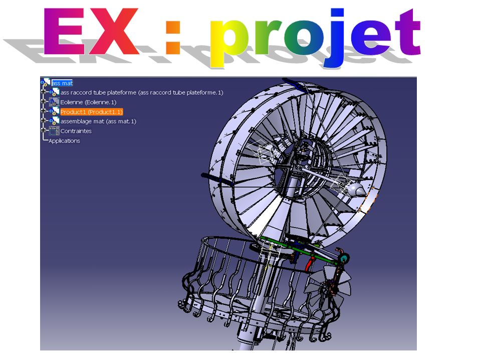 EX : projet