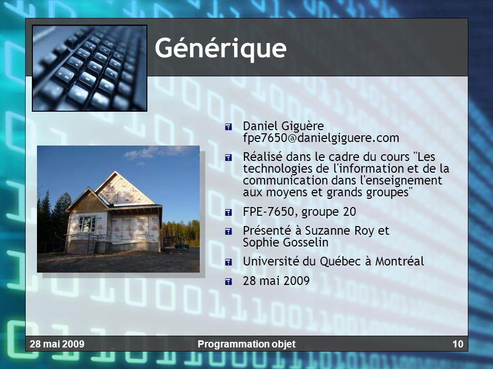 Générique Daniel Giguère fpe7650@danielgiguere.com