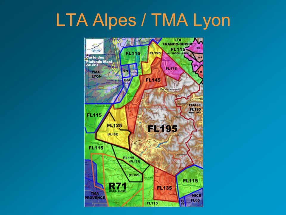LTA Alpes / TMA Lyon