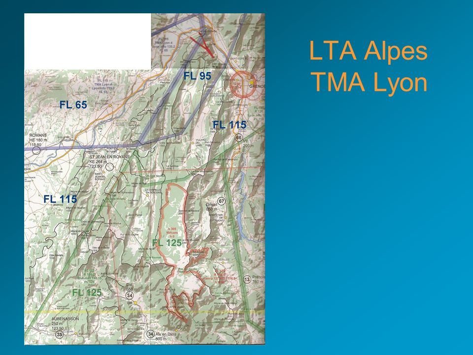 LTA Alpes TMA Lyon