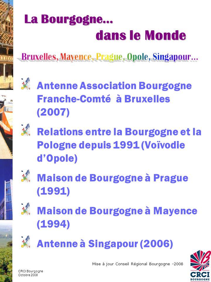dans le Monde La Bourgogne…
