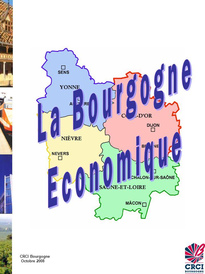 La Bourgogne Economique