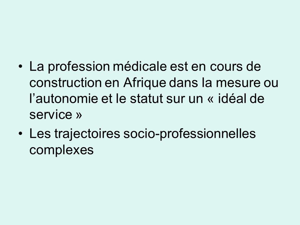La médecine en Afrique (2)