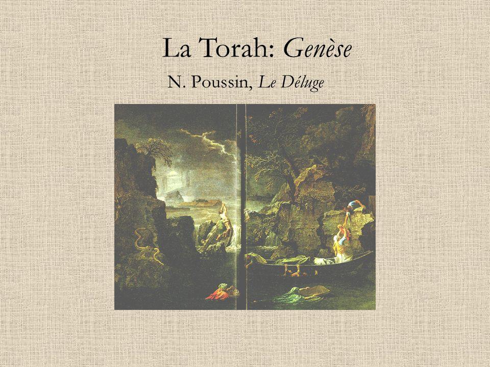 La Torah: Genèse N. Poussin, Le Déluge