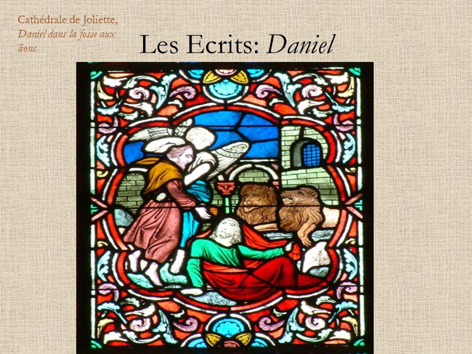 Cathédrale de Joliette, Daniel dans la fosse aux lions