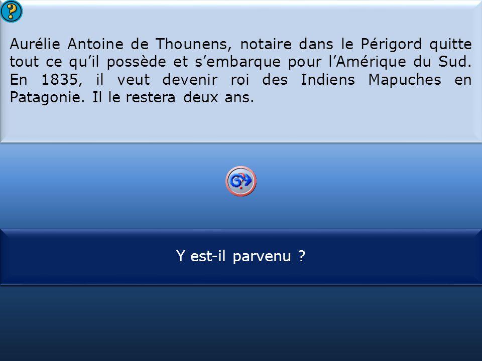 Qui était Aurélie Antoine de Thounens